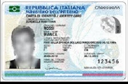 Avviso pubblico - Rilascio carta d'identità elettronica (CIE)