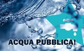 Petizione popolare contro il D.L. predisposto dal Governo per far cessare le gestioni comunali dirette del Servizio idrico ed affidare la gestione a un soggetto esterno